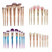 Pinceau de maquillage Kit Fondation Power Eyeshadow Blush brosses