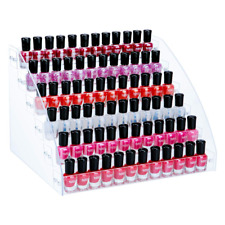 Nail Polish Organizer Essential Oils Holder Display  Stand For Make Up Cosmetic