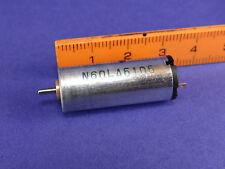 DC  Mini Bürstenmotor Mabuchi N60LA6106 1-3Volt hochdrehend (MO42)