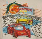 Vintage Budweiser Grand Prix of Miami Florida Racing Car F1 Formula One Medium