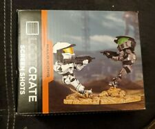 Loot Crate Screen Shots Halo Icons Spartan-IV Limited Edition Variant Figure New