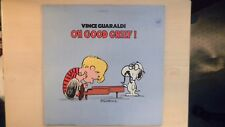 Warner Bros Records Vince Guaraldi OH GOOD GRIEF! LP 1968