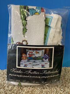 Kinder-Bettwasche Animals Pillowcase Pillow Slip Cover Bedspread Set Children's