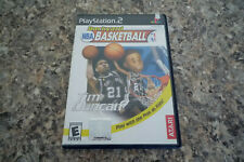 PlayStation PS2 Backyard NBA Basketball Game Only With Book
