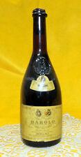 * BAROLO 1975 Riserva Speciale BERSANO Conti della Cremosina * DA COLLEZIONE !