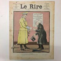 Le RIRE N° 52  - 30 Janvier 1904
