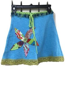 Ibiza Boho Handmade Girls Summer Skirt