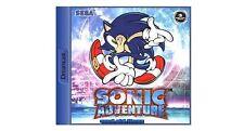 # Sonic Adventure 1 (con imballo originale) - Sega Dreamcast/DC gioco-TOP #