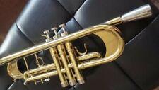 Heavy Jazz Bb Trumpet (w/C leadpipes) w/D2H Heavy Cap MP Surprise!!FREE Gift