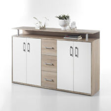 BEGA ( Drift ) Highboard Sonoma Hell/ WEISS
