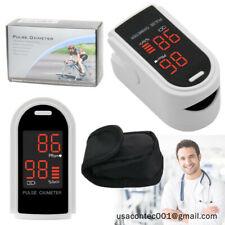 CMS50DL Fingertip Pulse Oximeter CONTEC SPO2 Heart Rate Monitor Blood Oxygen LED