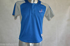 Polo Football Jersey Dodgers Baseball Major League Size 12/14 Year Shirt/Shirt /