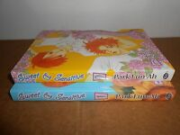 Sweet & Sensitive Vol. 1-2 Manhwa Manga Graphic Novel Book Lot in English