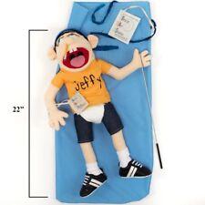 Jeffy Jeffy  22 inch Puppet  doll by Evelinka