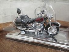 2000 Harley FLSTC Heritage Softail Classic 1:18 Die Cast  Maisto
