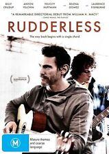 Rudderless (DVD, 2015) Billy Crudup, Anton Yelchin Comedy, drama, Music