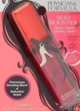 PHYSICIANS FORMULA SEXY BOOSTER LIP STAIN GLOSS HOT PINK (7835) NEW
