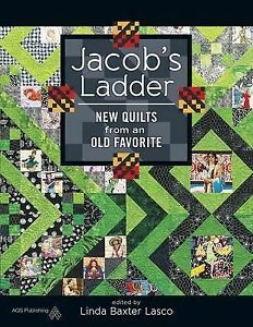 📕 Quilting Book Jacob's Ladder