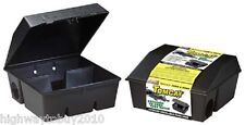 Motomco 33450 Tomcat Professional Empty Rat Bait Feeding Station