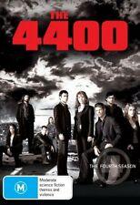 The 4400 ~ Season 4 ~ Hit Sci-Fi Tv Series ~ Region 4 ~ NEW DVD
