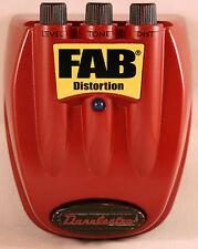 Danelectro D-1 Fab Distortion Guitar Effect Pedal, Vintage 70's Tonality   NEW