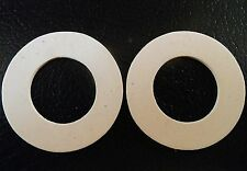 One Pair of Replacement Rubber Seals for Hornsea Salt Pepper Spice Jars