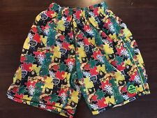 Daredevil Wreckless Lacrosse Shorts, Youth Xl, Lions Crowns Sticks, Euc