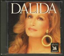 DALIDA Selection De Reader's Digest Musique FRENCH CD