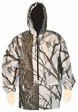 Tenue de traque (pour la chasse) imperméable camouflage forêt hivernale NEUVE
