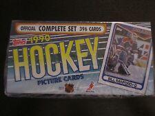 1990 Topps  NHL Hockey Factory Set Sealed