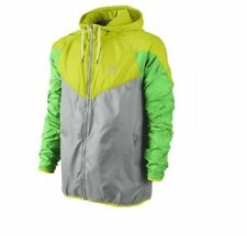 Nike Hooded Raincoats for Men