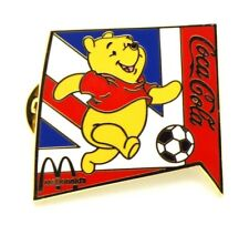 Pin Spilla Olimpiadi London 2012 - Winnie The Pooh, Calcio (Limited Edition 50)
