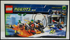 NEW In Box Lego Agents River Heist (8968)