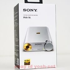 Sony portable headphone amplifier PHA-1A from japan F/S
