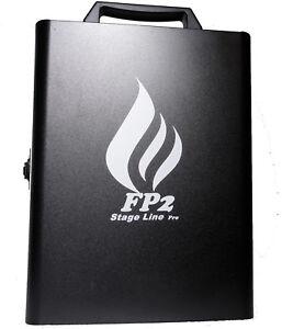 FP2 DMX Flammenprojektor Flamejet, Flammengerät, Flame Jet Aerosol