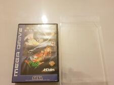 BATMAN FOREVER Sega Mega Drive version Europea vendida en España COMPLETO+REGALO