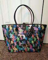 Disney Dooney & Bourke Mickey Mouse Wonder 10th Anniversary tote bag purse NWOT