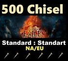 500 Cartographer's Chisel - STANDARD STANDART League Path of Exile POE SC Chis