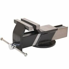 Sealey Steel Fabricated Bench Mounting Garage Work Clamping Vice- 150mm - S01083