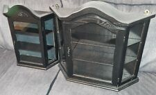 More details for job lot bundle. glass doored thimble display cases racks. collection manchester