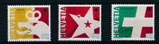[311366] Switzerland 2015 good set of stamps very fine MNH
