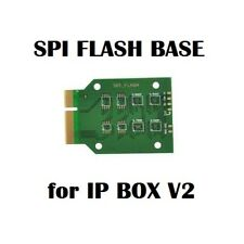 SPI FLASH BASE ADAPTER FOR IP-Box V 2 APPLE iPHONE 5S 5C 4S 4 FIX iTunes 1.16