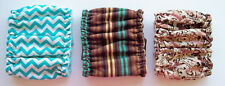 Handmade Male 3 pk Resuable Wrap Diapers Dogs Small Washable Belly Band Elastic