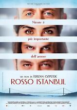 Dvd Rosso Istanbul - (2017) *** Contenuti Extra *** ....NUOVO