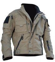 NWT Kitanica Mark iV Tactical Jacket - Green- SEAL - The Ranger - Mad Max - XXL