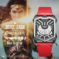 Luxury Automatic Avant Garde Justice League Wonder Woman Devia Watch for Woman