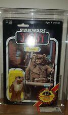 Vintage Star Wars Paploo AFA 80/85/85