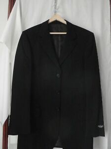 """NEW With tags Paul Smith LONDON Collection Dark Blue Wool Jacket  Size 36"""""""