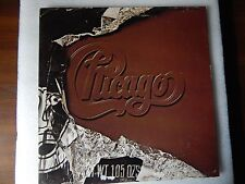 VINYL LP CHICAGO -CHICAGO COLUMBIA 1976 PC-34200 PIC SLEEVE/INSERT  GATED