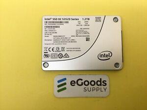 *** Intel DC S3520 Series 1.2TB 6Gb/s SATA Solid State Drive SSDSC2BB012T7 READ
